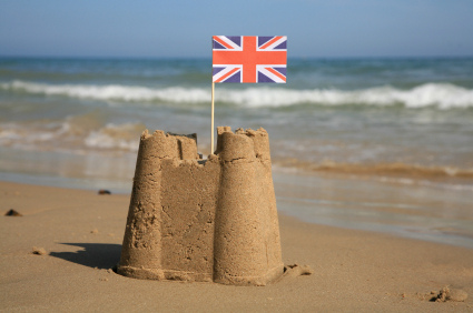 Sandcastle Flag